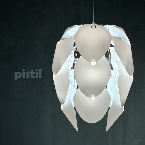 PISTIL - Pendant Light - by hopkk 0
