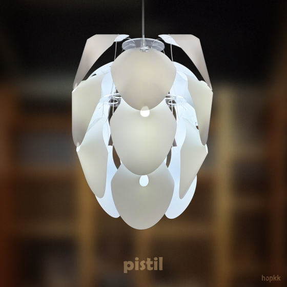 PISTIL - Pendant Light - by hopkk 1