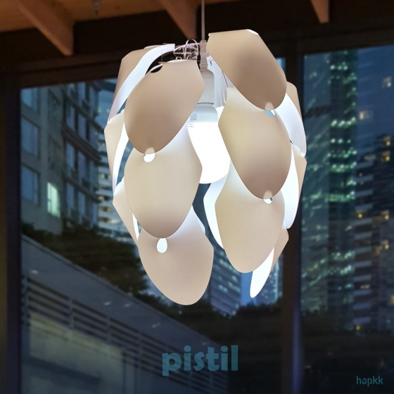PISTIL - Pendant Light - by hopkk 2